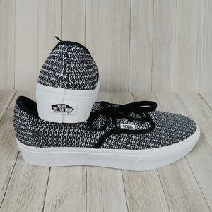 9c86e3245022 Vans Shoes - Vans Summer Mesh Authentic Platform Sneakers